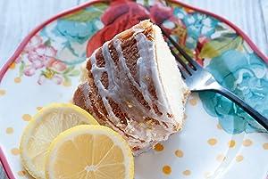 Gluten Free Buttery Vanilla Pound Cake Mix
