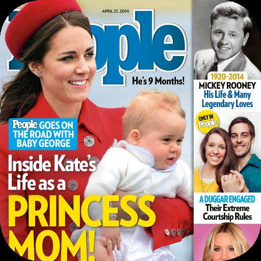 PEOPLE Magazine (Kindle Tablet Edition)