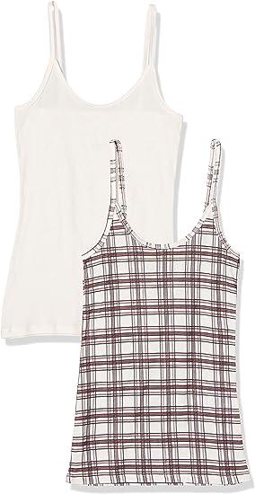 2er Pack Petit Bateau Damen Unterhemd