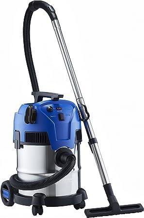 Nilfisk Aspirador de Bricolaje Multi II 22 INOX, con indicador de Limpieza del Filtro, 270 W, 22 litros, Azul/Gris: Amazon.es: Bricolaje y herramientas