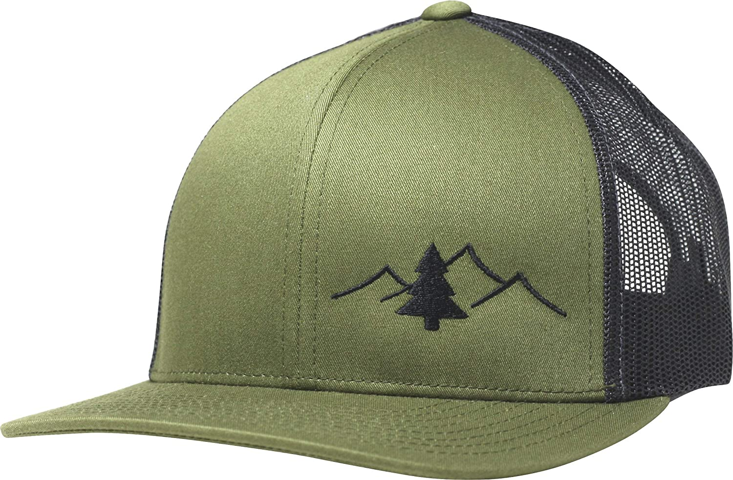 Top 10 Trucker Hats With Nature Design