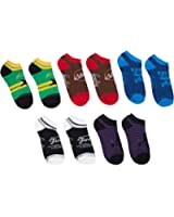 Serenity Firefly Assorted 5 Pack Ankle Socks