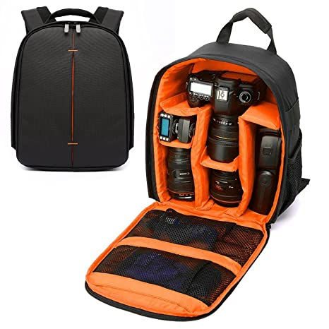 620c0ef88a Collasaro Camera Backpack Waterproof Camera Case for DSLR SLR Cameras  (Canon