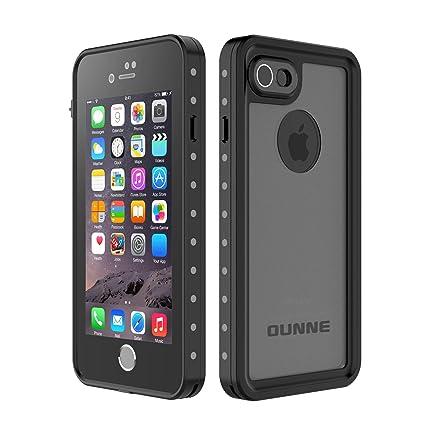 huge selection of fcb21 15531 iPhone 7/8 Waterproof Case, OUNNE Underwater Cover Full Body Protective  Shockproof Snowproof Dirtproof IP68 Certified Waterproof Case for iPhone  7/8 ...