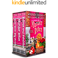 Country Cottage Mysteries: Books 4-6 (Country Cottage Mysteries Boxed Set Book 2)