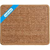 LSAIFATER Cat Scratching Mat, Natural Sisal Mat, Protect Carpets and Sofas
