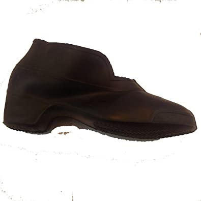 d93bdf46bd9b2 Amazon.com  Tingley Rubber woman s overshoe for boots and shoes with heels  1 to 3 inches (Medium (size 51 2-8))  Shoes