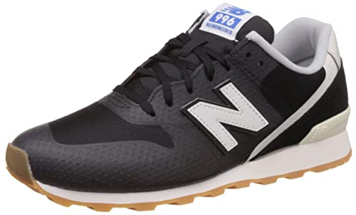 new balance Women s 996 Black Sneakers - 6 UK India (39 EU) (8 US ... e913c7bc9ff9