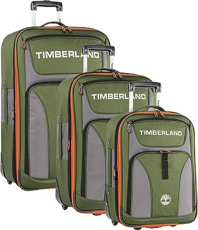 Timberland 3 Piece Expandable Luggage Set