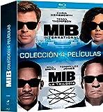 Pack 1 + 2 + 3 + International: Men in Black (BD) [Blu-ray]