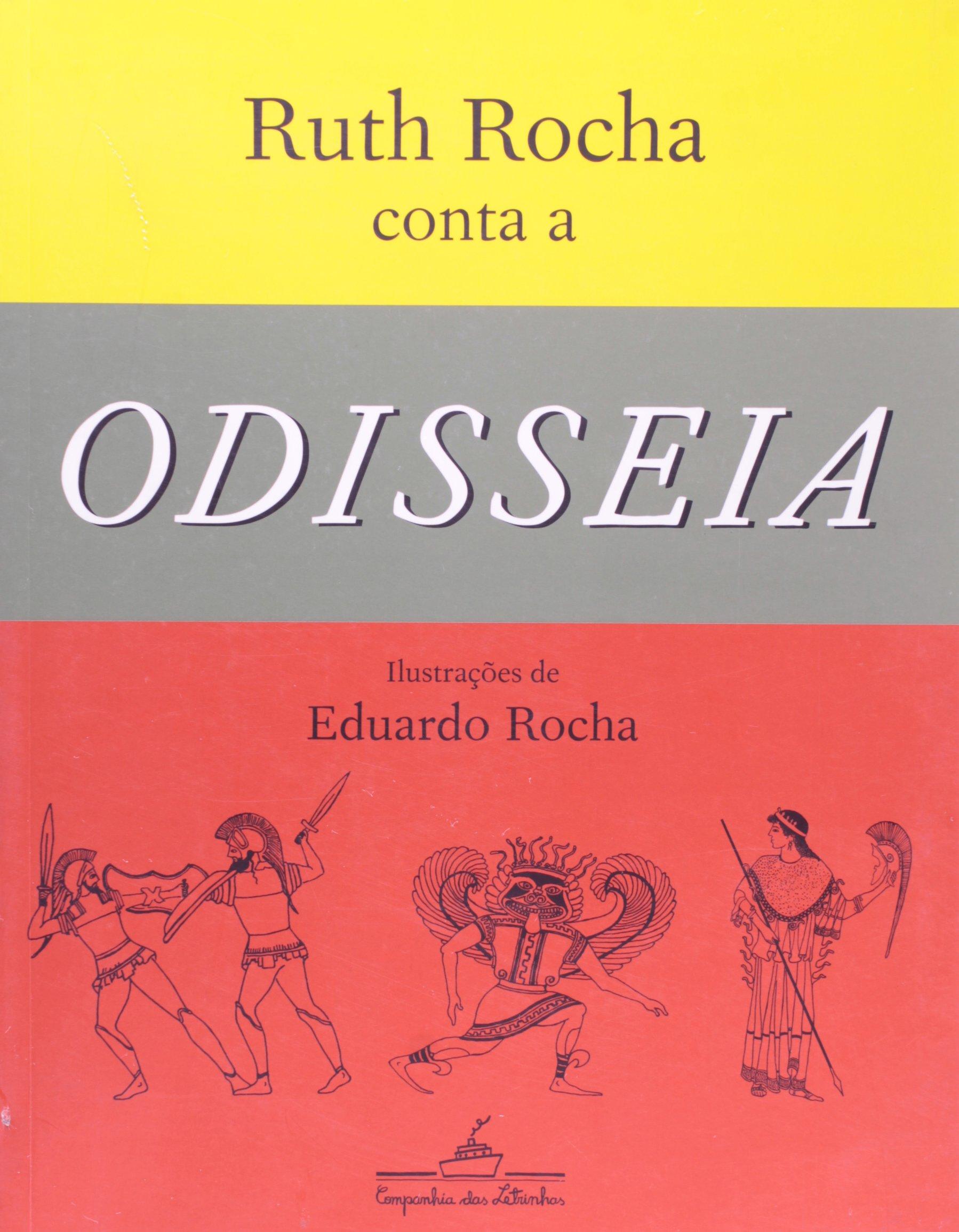 Download Conta a Odisseia (Vol. 4, Literatura em Minha Casa) PDF