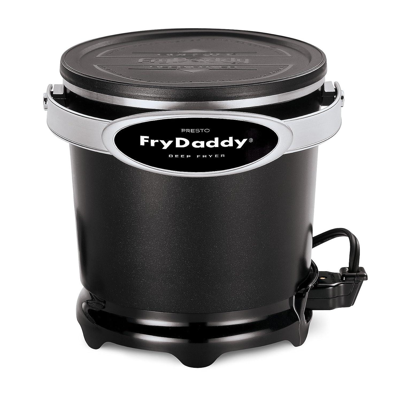 Presto 05420 FryDaddy Electric Deep Fryer (Renewed)