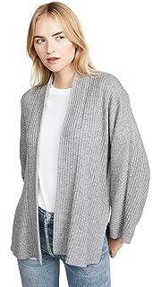 Vince Women's Wool Cashmere Wrap Cardigan at Amazon Women's