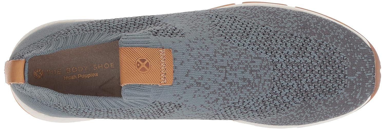 Hush Puppies Womens Cesky Knit Slipon Sneaker