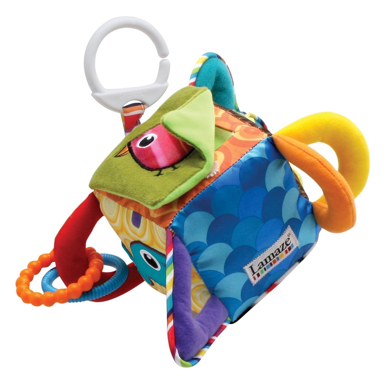 Amazon Lamaze Clutch Cube Triant et empilant les jouets pour bébé