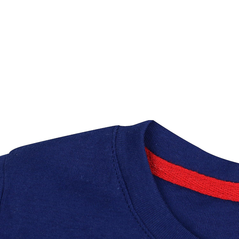 Skypiea/&Co Boys T Shirts Dinosaur Toddler Kids Short Sleeves 100/% Cotton Tops Size 2-8//10