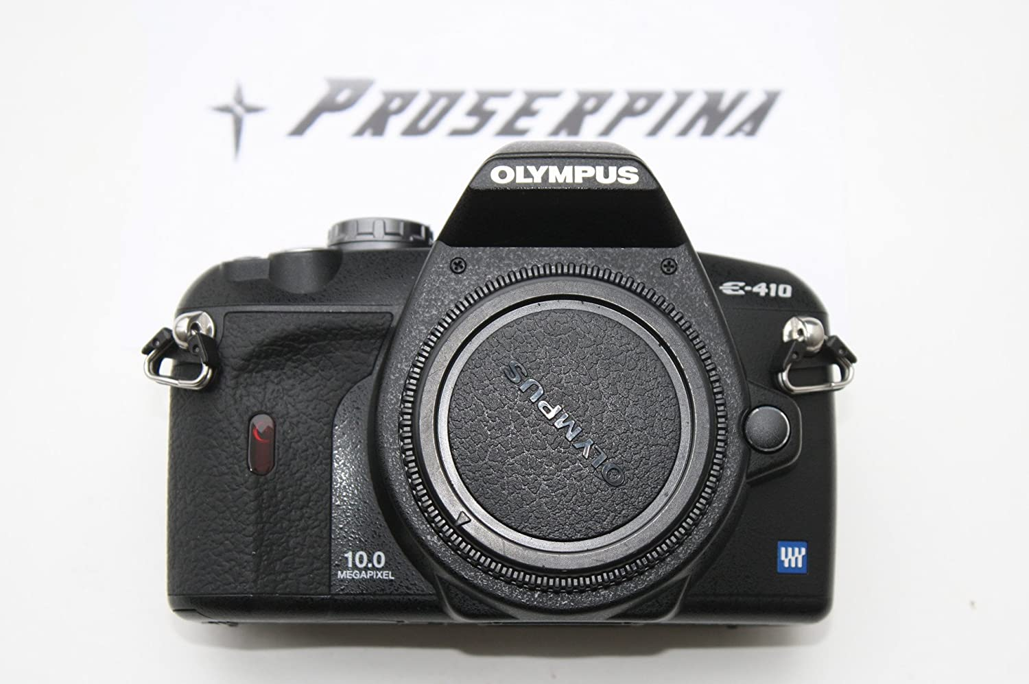 Amazon.com: Olympus EVOLT E410 10 MP Cámara réflex digital ...