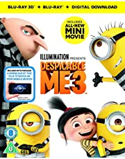 Despicable Me 3 2D digital download) [2017]