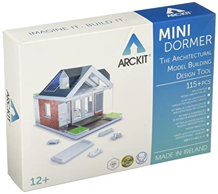 Arckit Dormer Building Kit (115 Piece)