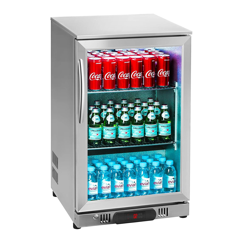 Royal Catering RCGK-108S Minibar Kühlschrank Getränkekühlschrank ...