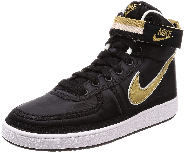 schwarz, Metallic Gold-Weiß Nike FS Lite Run 2, Hausschuhe de Running para damen