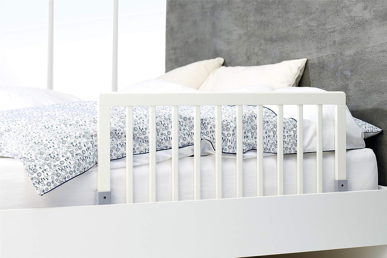 Baby Dan 1814-3000-10-85 Holz Bettgitter wei/ß