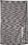 MISSION Unisex-Adult Premium Large Cooling Towel 107166-P, Charcoal Space Dye, One Size