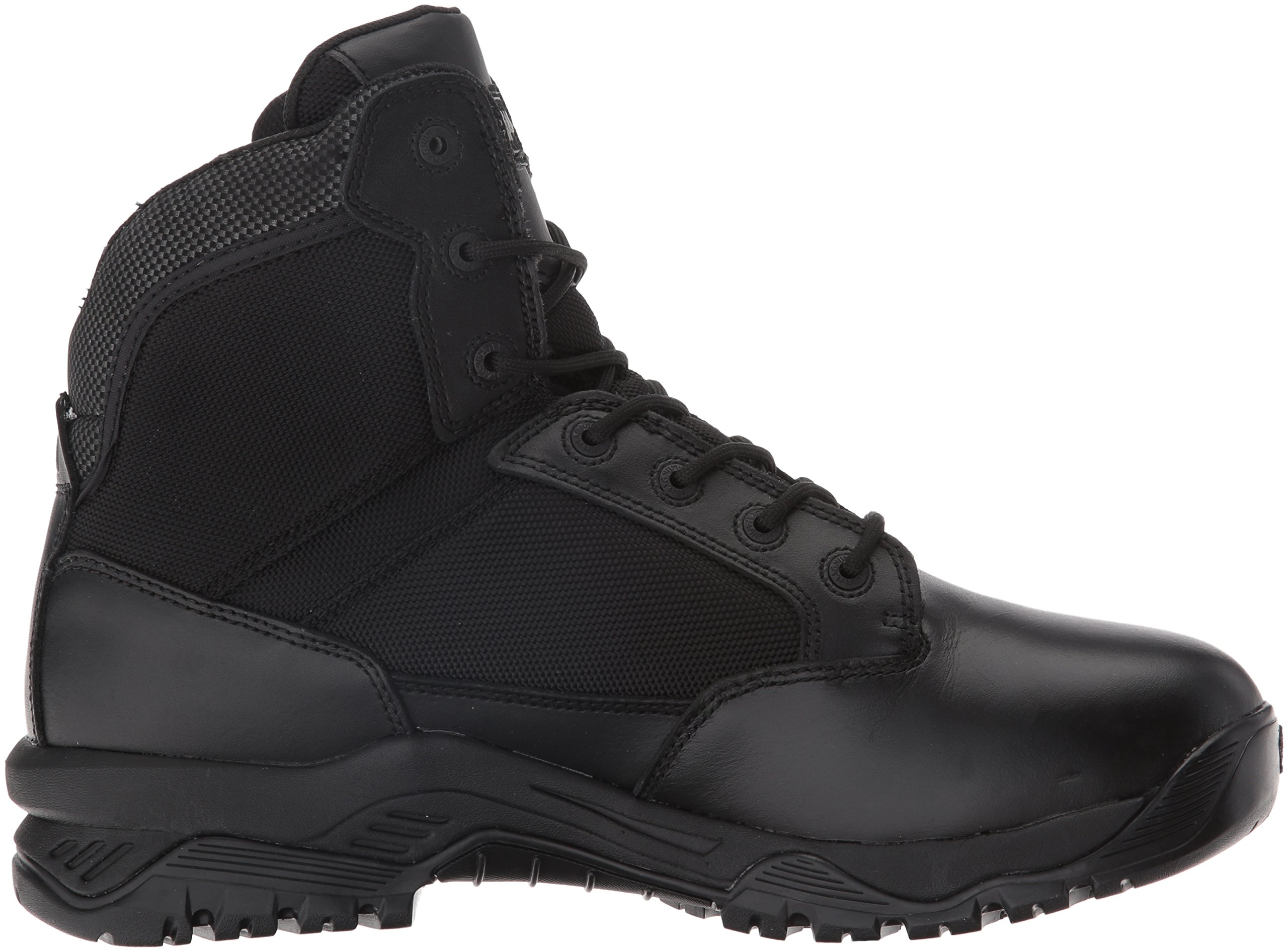 Magnum Men's Strike Force 6'' Waterproof Military & Tactical Boot, Black 14 W US by Magnum (Image #7)