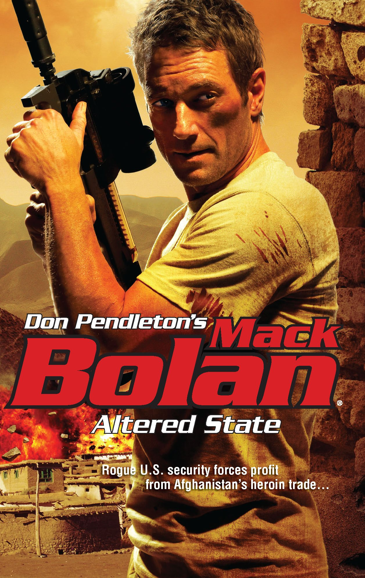 Altered State (Mack Bolan): Don Pendleton: 9780373615322: Amazon.com: Books