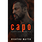 Capo: A Dark Mafia Romance (Russo Saga Book 6) (English Edition)