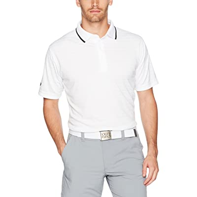 Callaway Men's Short Sleeve Raised Ottoman Polo Shirt