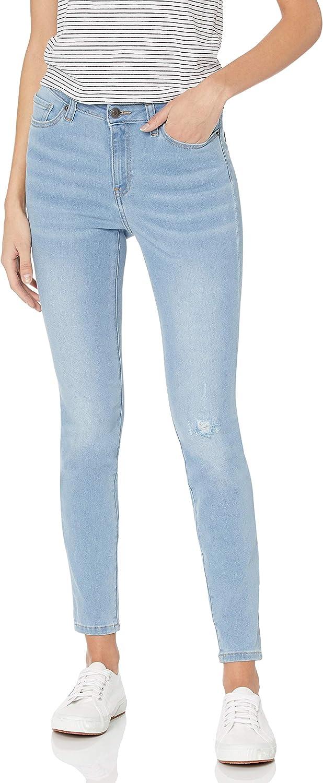 Essentials Womens High-Rise Skinny Jean