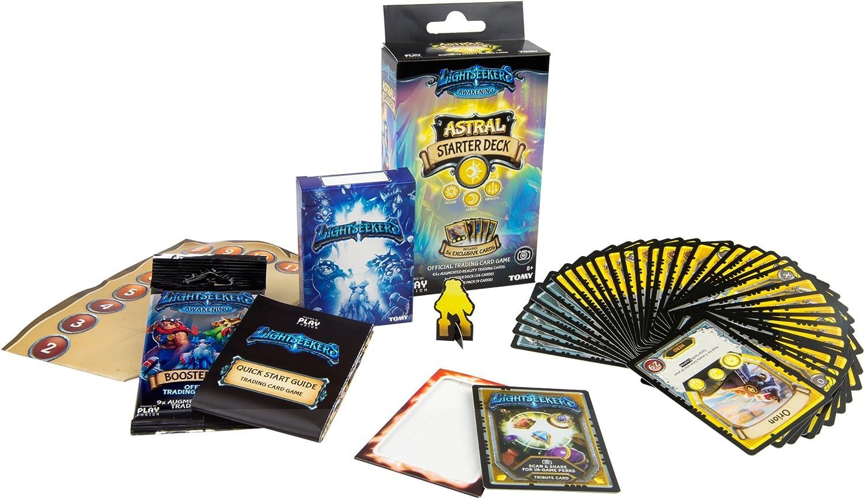 Lightseekers Trading Card Game Starter Deck, Astral