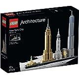 LEGO - 21028 - Architecture - Jeu de Construction - New York