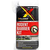 Xcluder 162758A Rodent Control Fill Fabric Large DIY Kit, Stops Rats and Mice