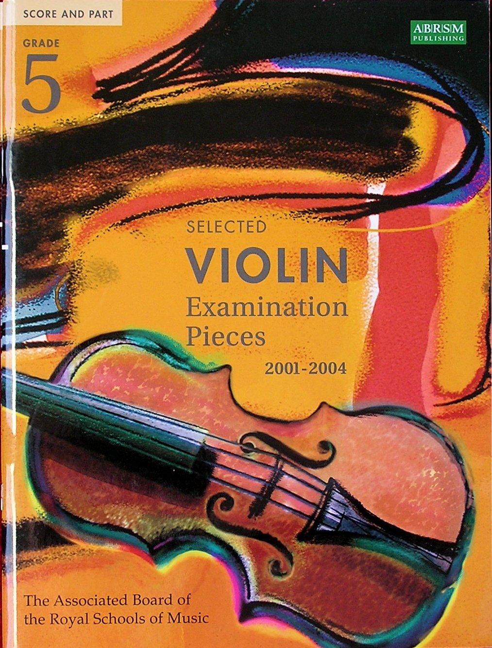 Selected Violin Exam Pieces ebook