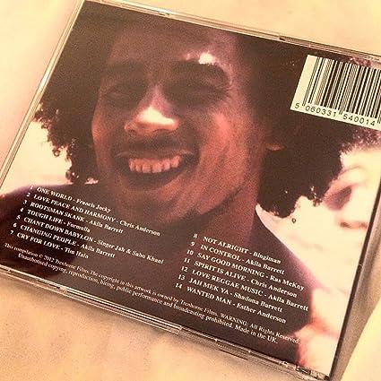 Bob Marley: The Making of a Legend. Original Music Soundtrack