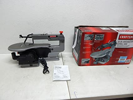 Amazon craftsman 16 in variable speed scroll saw home improvement craftsman 16 in variable speed scroll saw keyboard keysfo Images