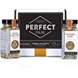 PERFECT PAIR Gourmet Essentials Spice Gift Set, Perfect for Weddings, Housewarmings or Any Occasion - Urban Accents