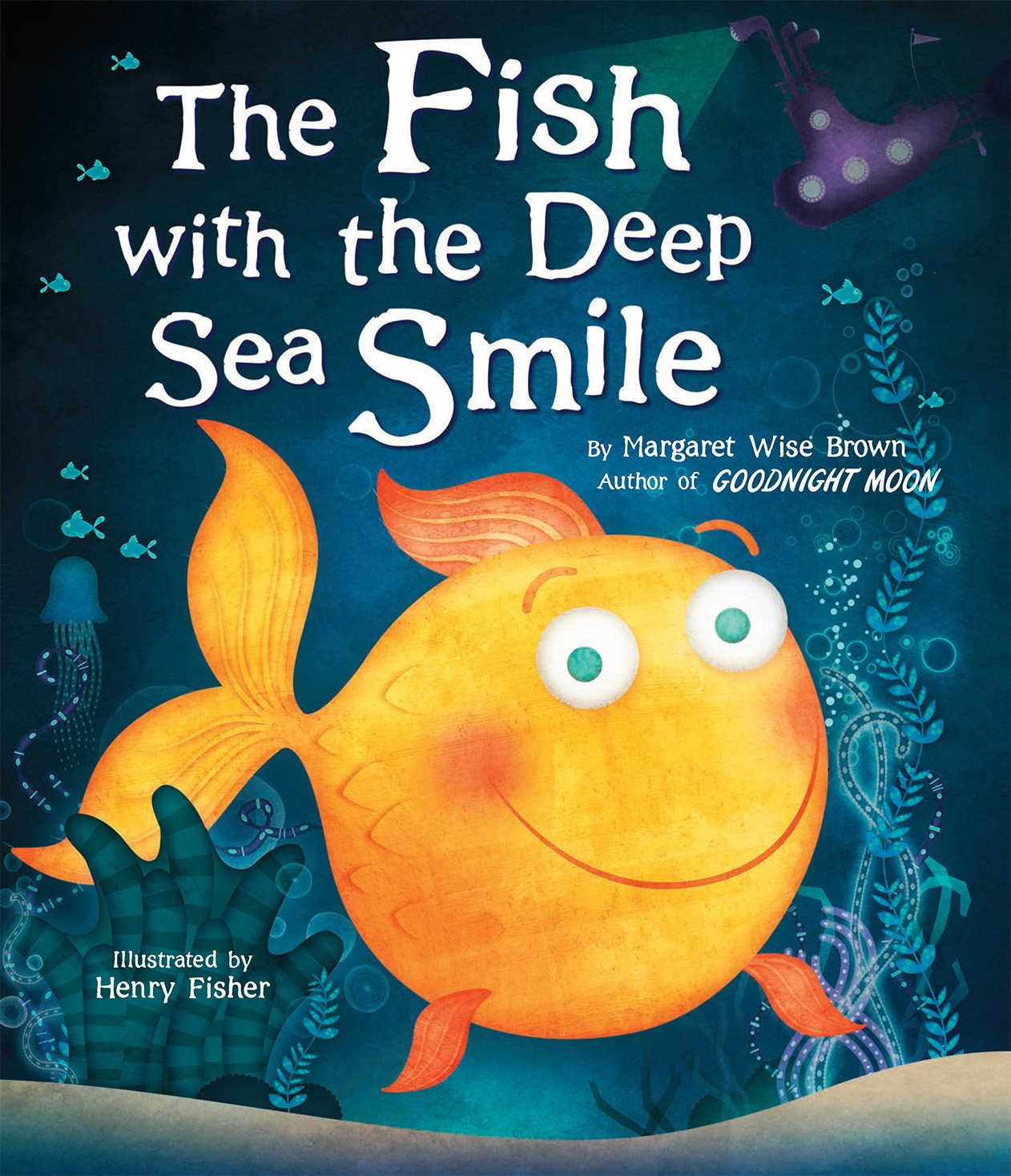 the fish with the deep sea smile margaret wise brown