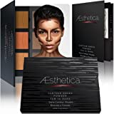 Amazon Price History for:Aesthetica Contour Series - Tan to Dark Powder Contour Kit / Contouring and Highlighting Makeup Palette; Vegan and Cruelty Free - Easy-to-Follow Step-by-Step Instructions Included