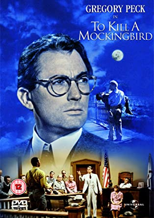 To Kill a Mockingbird [DVD] [1962]: Amazon co uk: Gregory Peck