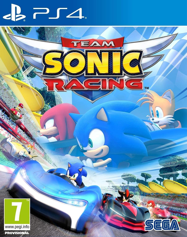 Team Sonic Racing, PS4: Amazon.es: Videojuegos