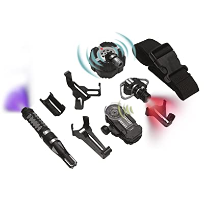 SpyX Micro Gear Set - 4 Must-Have Spy Tools Attached to an Adjustable Belt. Jr Spy Fan Favorite & Product of The Year. Perfect Addition for Your spy Gear Collection!: Toys & Games