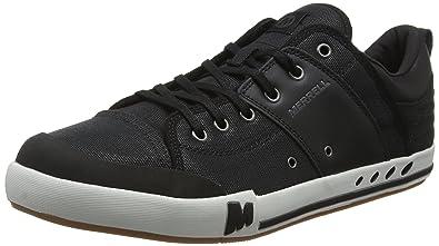 Merrell Men's Rant Shoe, Black/Black, ...