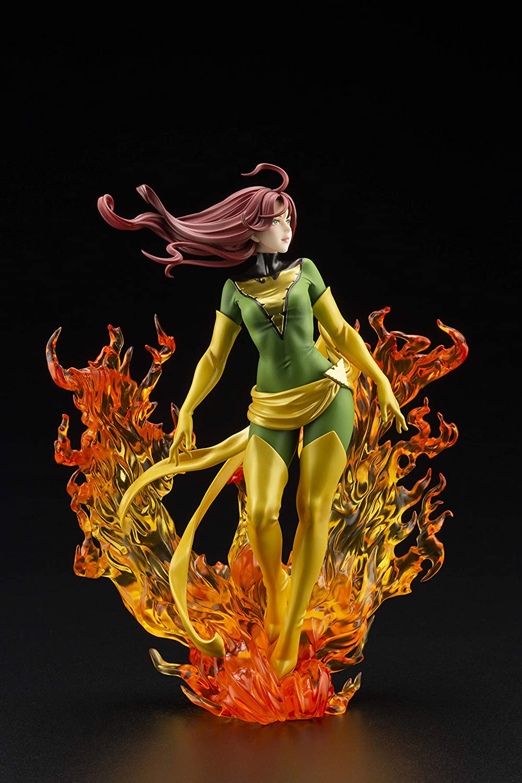 NYCC 2020 Marvel Phoenix Rebirth Bishoujo Limited Edition PX Statue
