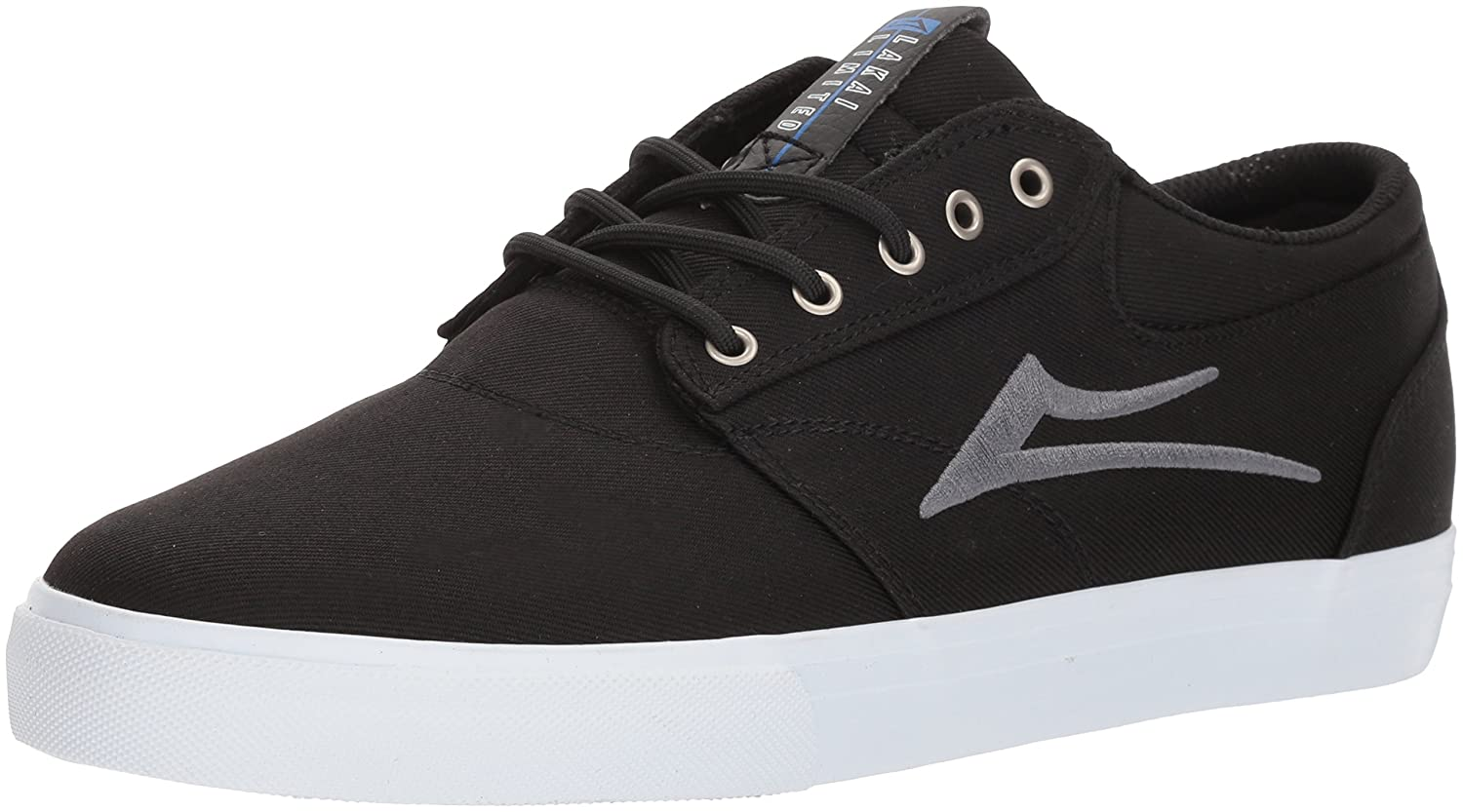 Lakai Limited Footwear Mens Griffin B073SPFYV2 5.5 M US|Black Textile