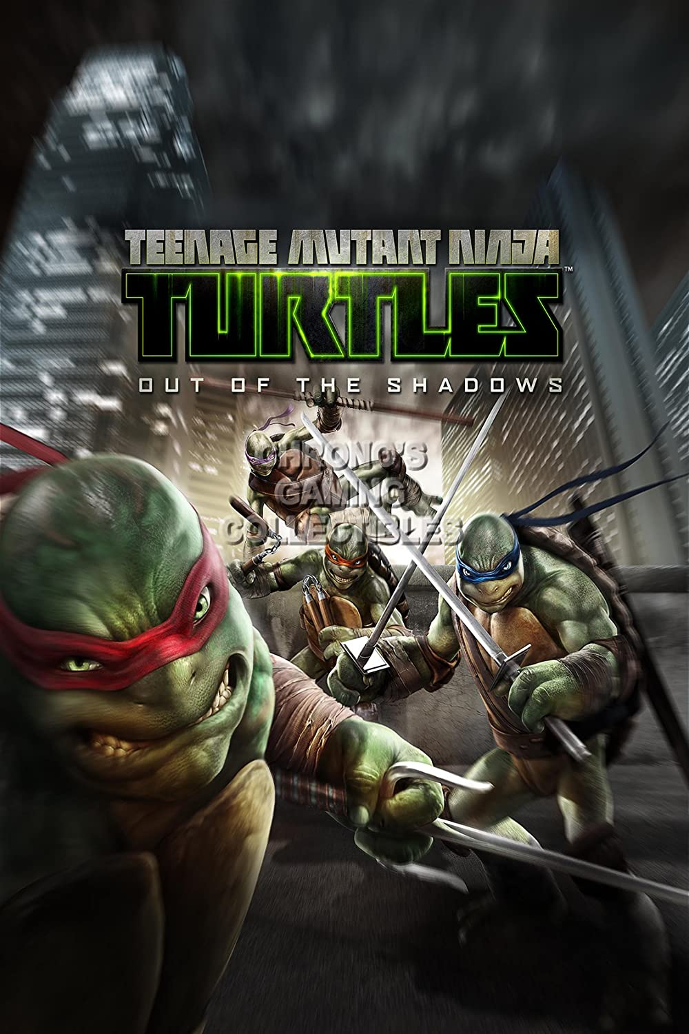 Amazon.com: CGC Huge Poster - Teenage Mutant Ninja Turtles ...