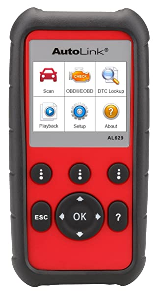 Autel Autolink AL629 Pro Service Tool is designed for DIY and car enthusiasts who are looking to repair their vehicles.