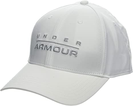 Under Armour Mens Wordmark Str Cap - Gorra Hombre: Amazon.es ...
